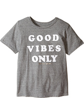 Spiritual Gangster Kids - Good Vibes Only Tee (Big Kids)