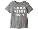 Spiritual Gangster Kids - Good Vibes Only Tee (Big Kids)