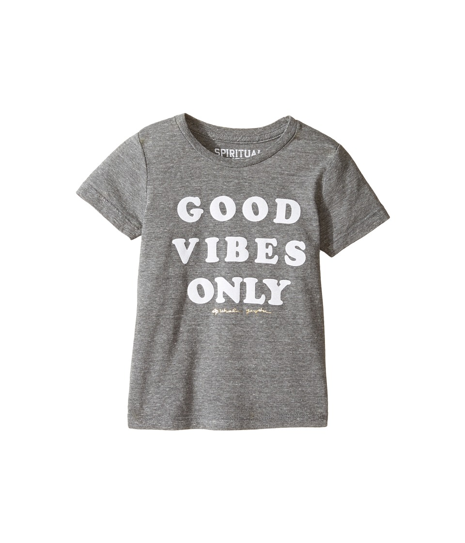 Spiritual Gangster Kids - Good Vibes Only Tee
