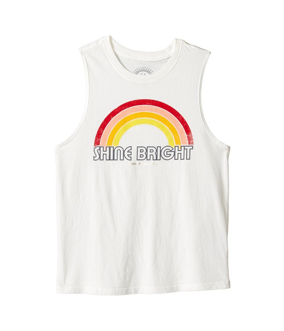 Spiritual Gangster Kids - Retro Rainbow Tank Top