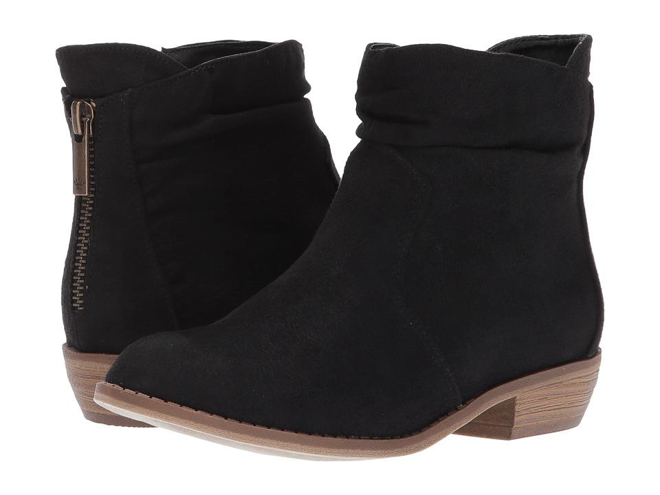 Nina Kids Delia (Little Kid/Big Kid) (Black) Girl's Shoes