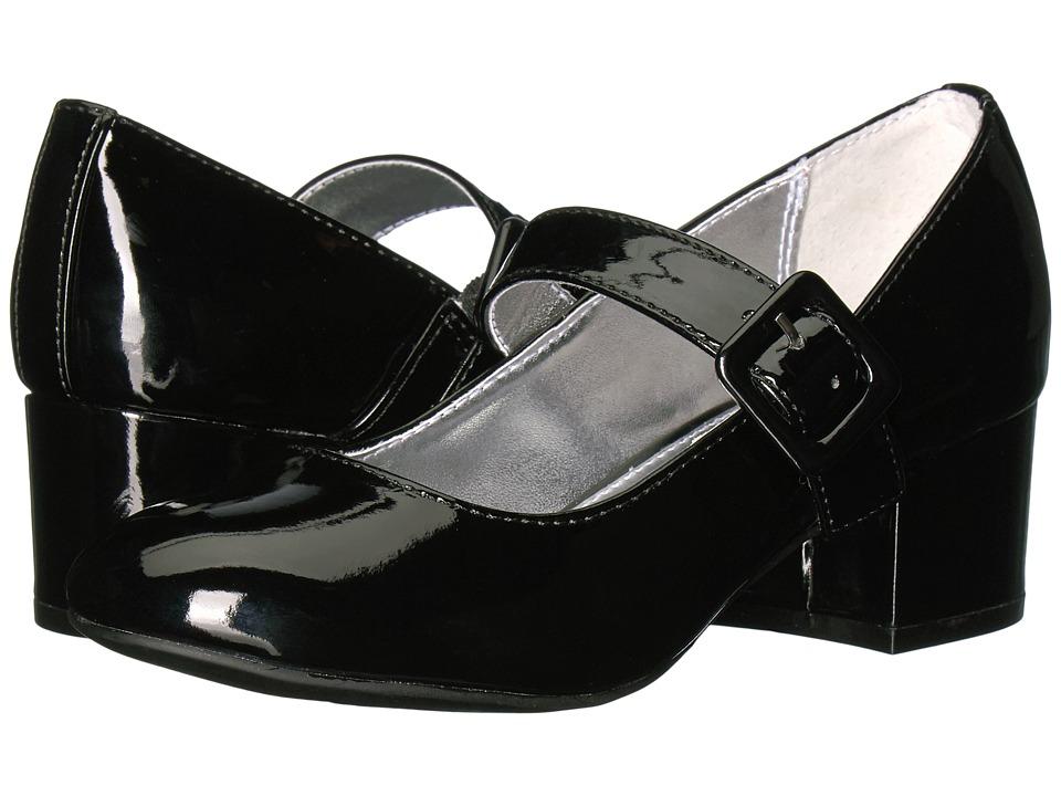 Nina Kids Juli (Little Kid/Big Kid) (Black) Girl's Shoes