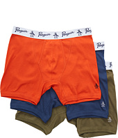 Original Penguin - 100% Cotton 3 Pack Boxer Brief