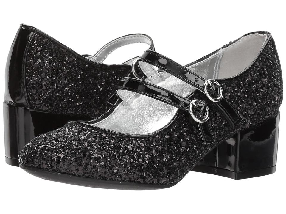 Nina Kids Sophie (Little Kid/Big Kid) (Black) Girl's Shoes