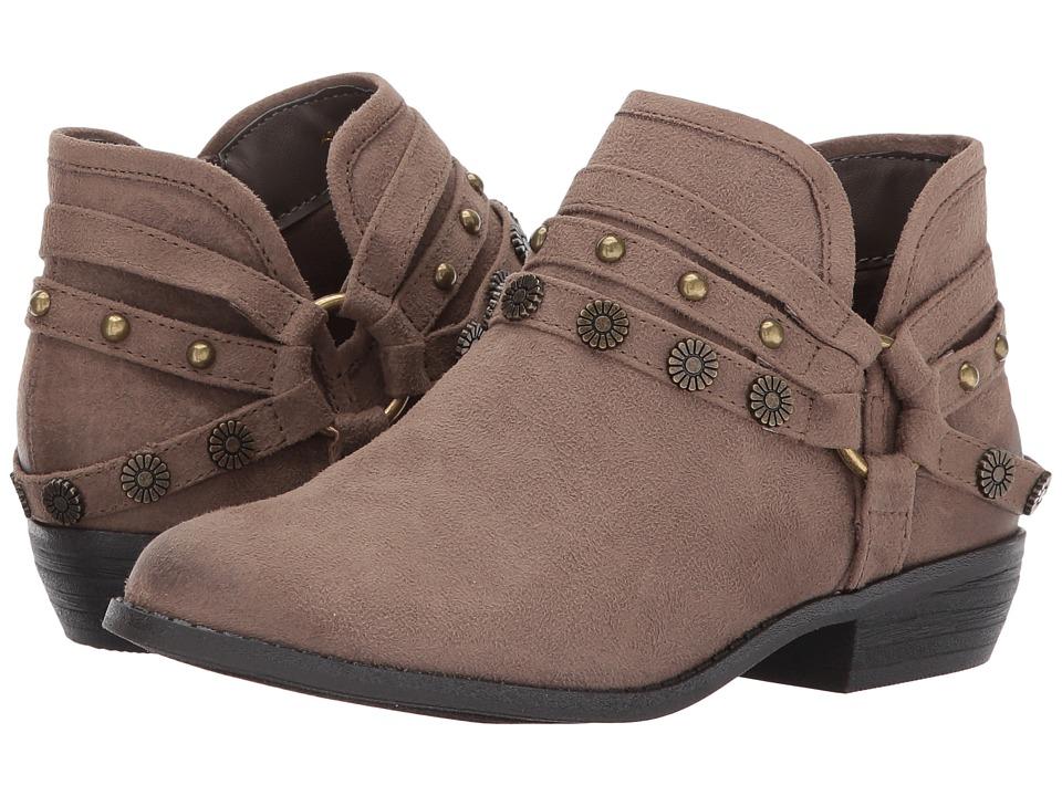 Nina Kids - Zoe (Little Kid/Big Kid) (Taupe) Girl's Shoes