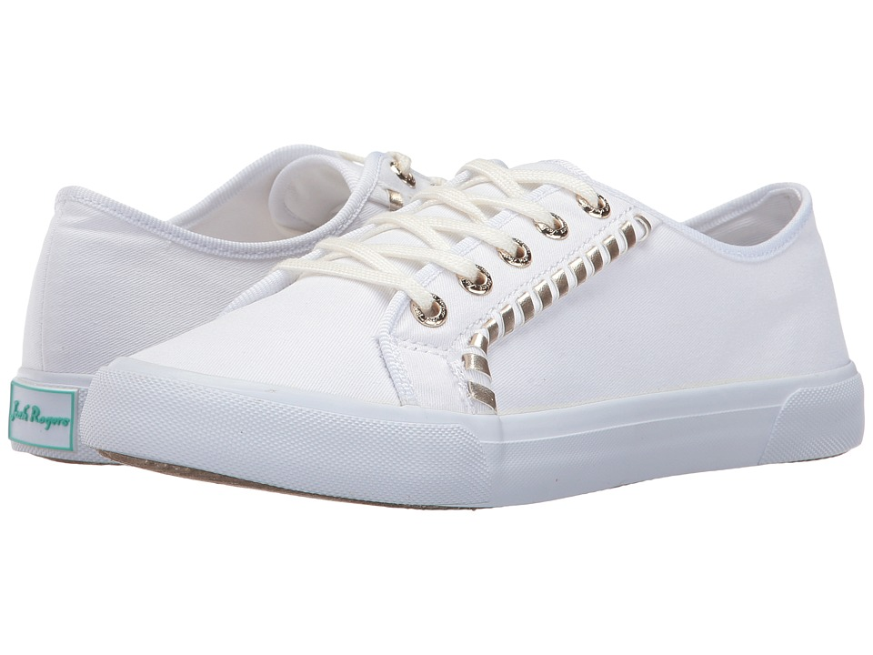 Jack Rogers Carter (White) Women