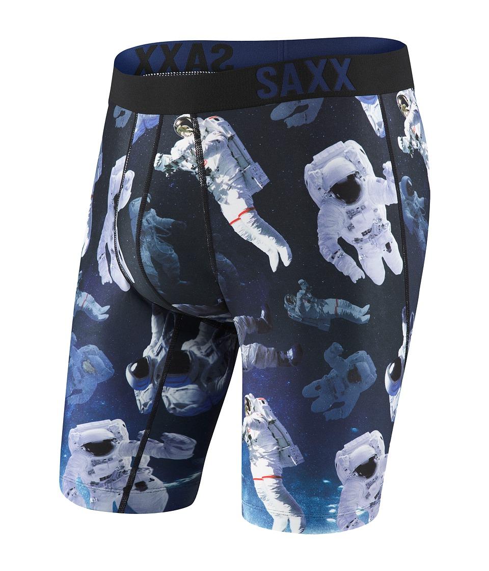SAXX UNDERWEAR Fuse Long Leg (Spaceman) Men