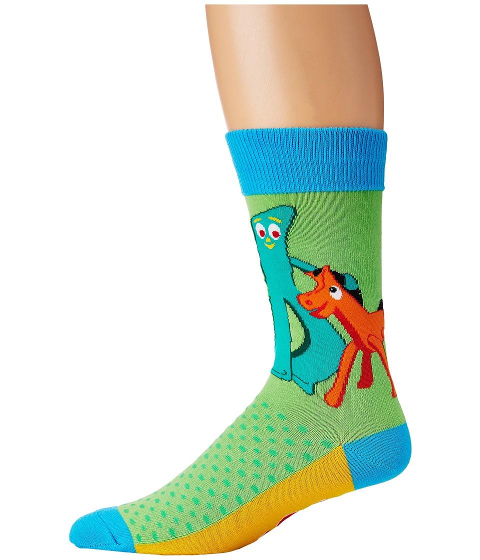 Socksmith - Gumby and Pokey