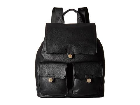Calvin Klein Lisa Novelty Backpack - Black/Gold