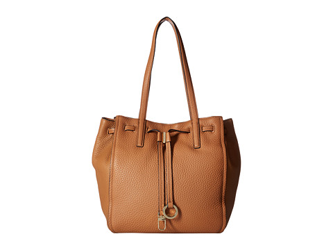 Calvin Klein Rudy Pebble Tote - Chocolate Mousse