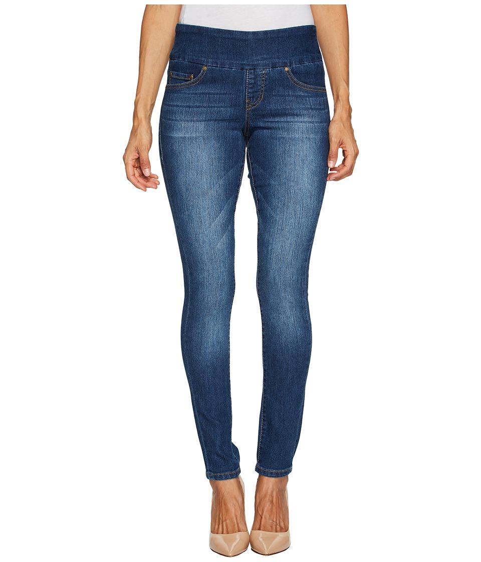 Jag Jeans Petite Petite Nora Pull-On Skinny Comfort Denim in Durango Wash (Durango Wash) Women