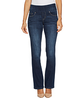 Jag Jeans Petite - Petite Paley Pull-On Boot Surrel Denim in Meteor Wash