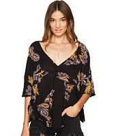Free People - Maui Wowie Printed Top