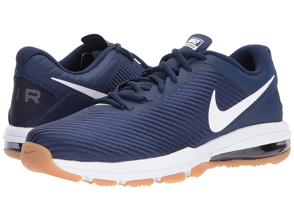 Nike Air Max Full Ride TR (Binary Blue/White) Men's Cross...