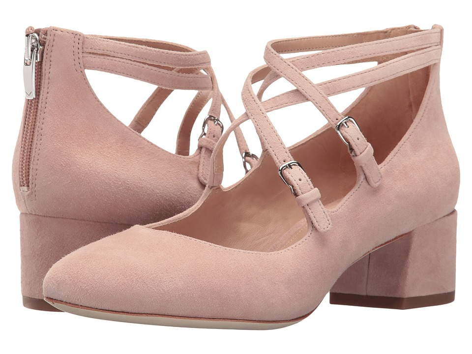 Via Spiga Adonna (Blush Suede) Women