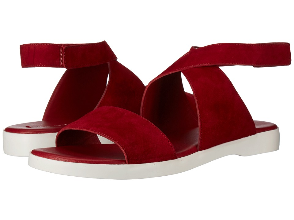 Via Spiga Jordan (Rich Poppy Suede) Women