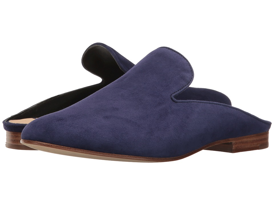 Via Spiga Yeo (Marina Blue Suede) Women
