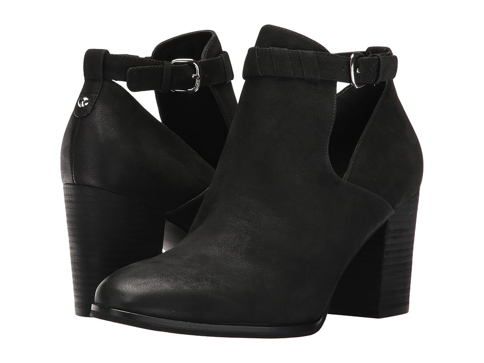 Via Spiga Samantha (Black Nubuck) High Heels
