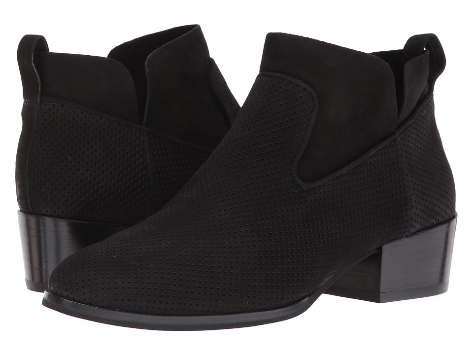 Via Spiga Tricia (Black Nubuck) Women