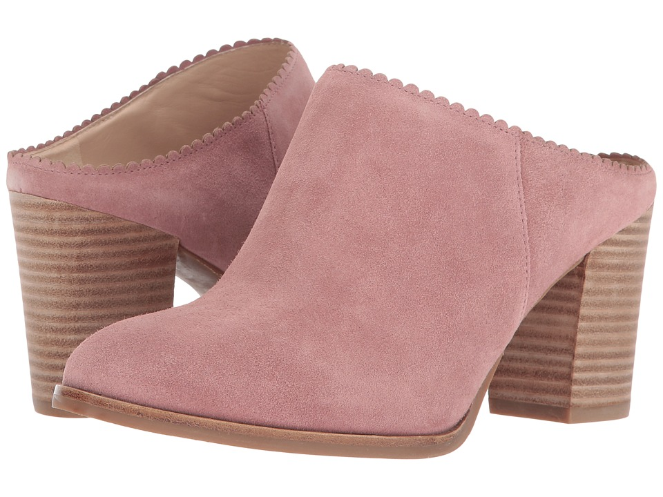 Via Spiga Sophia (Dusty Rose Suede) High Heels