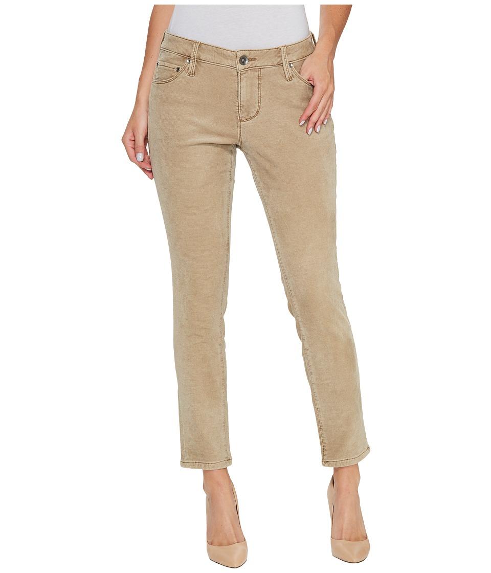 Jag Jeans Mera Skinny Ankle in Plush Waffle Knit (Nutty) Women