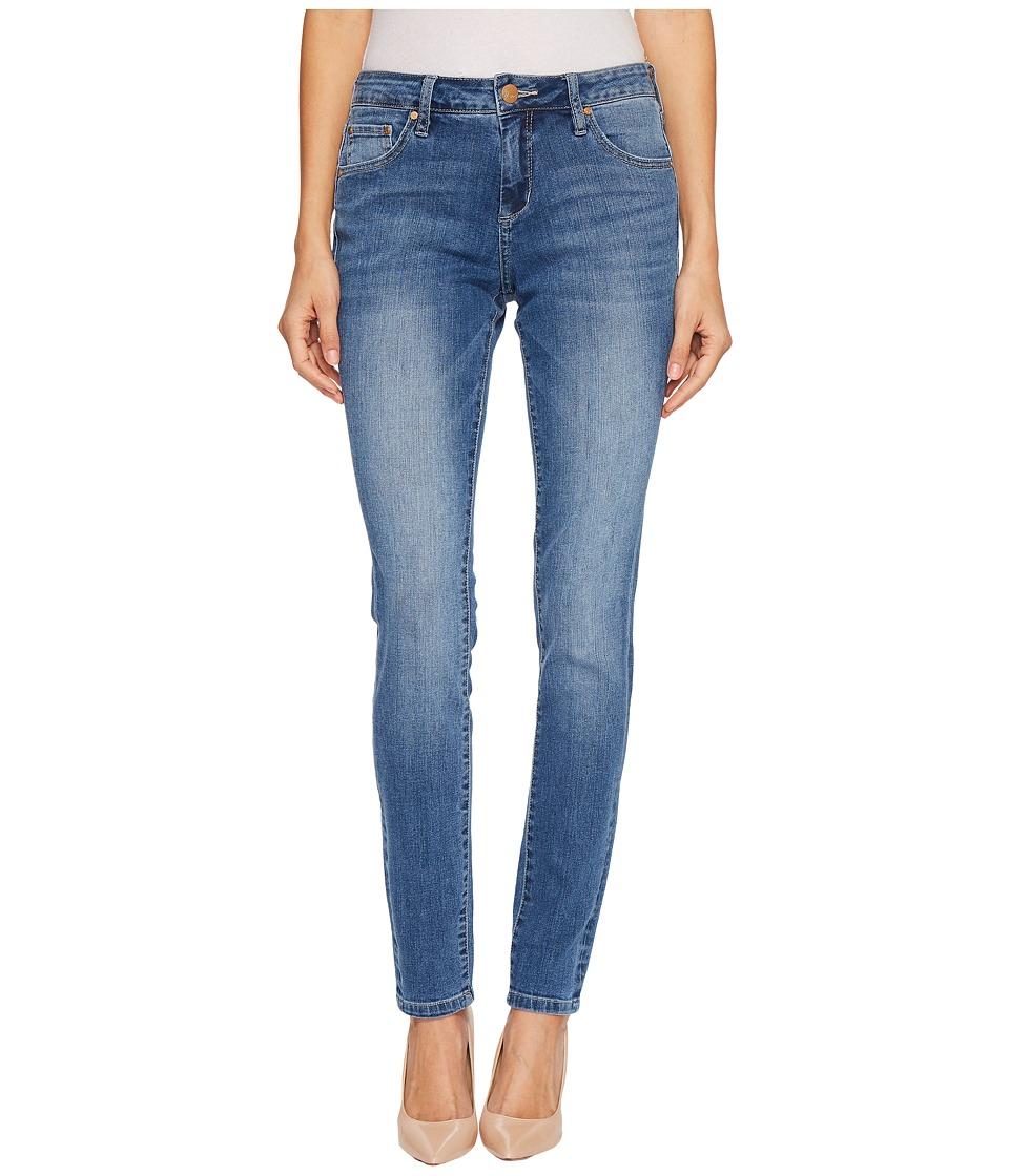 Jag Jeans - Sheridan Skinny Platinum Denim in Mineral Wash (Mineral Wash) Womens Jeans