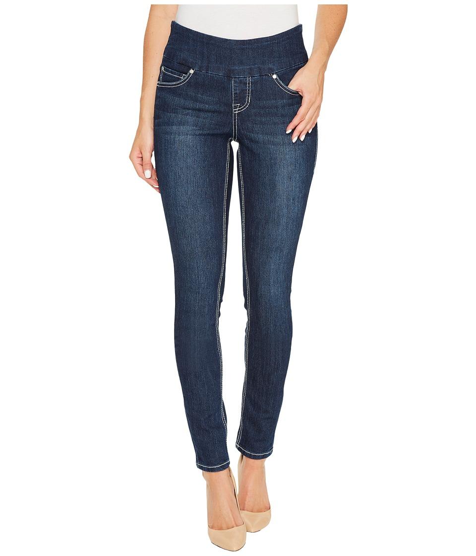 Jag Jeans Nora Jackie Pull-On Skinny Comfort Denim in Night Breeze (Night Breeze) Women