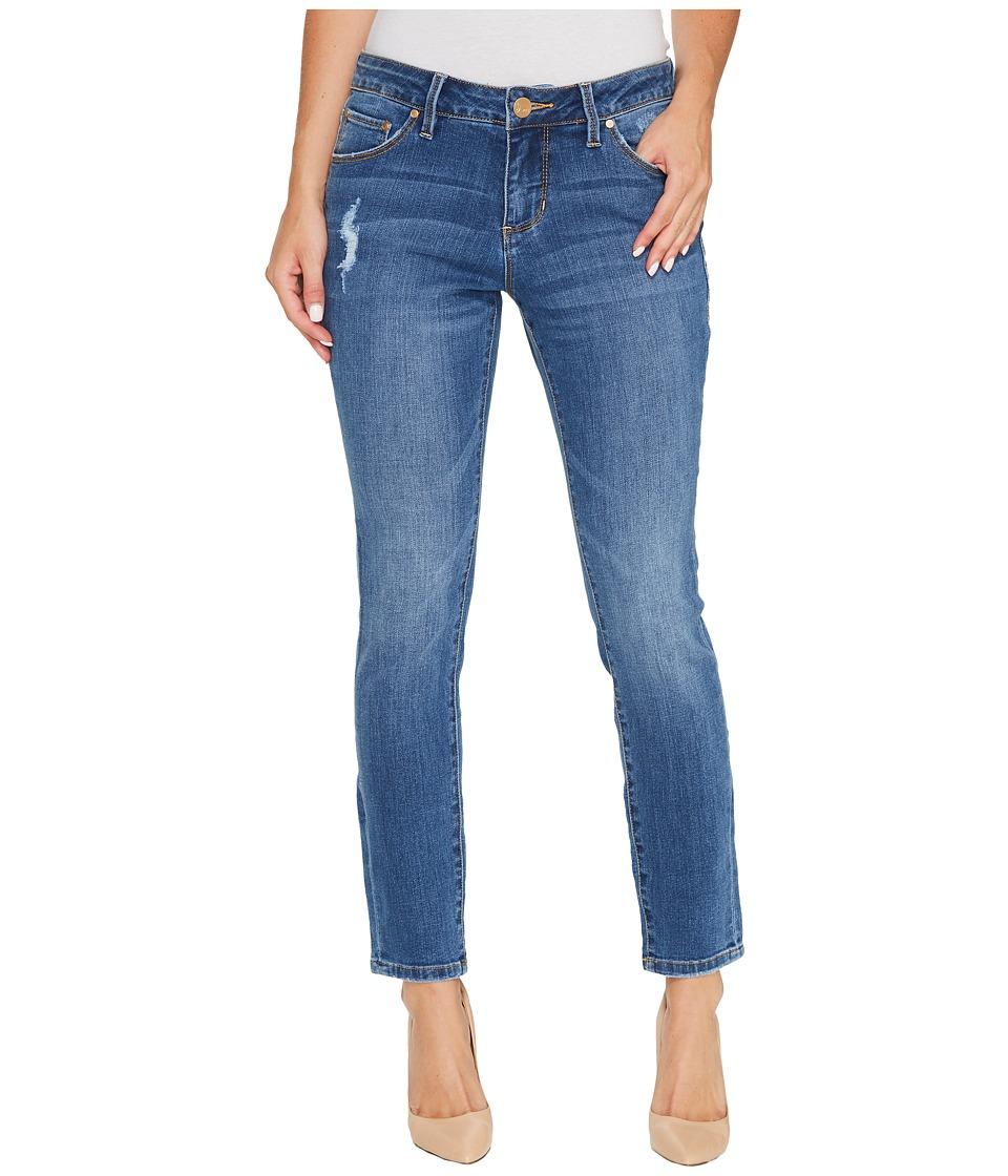 Jag Jeans Mera Skinny Ankle Platinum Denim in Mineral Wash (Mineral Wash) Women