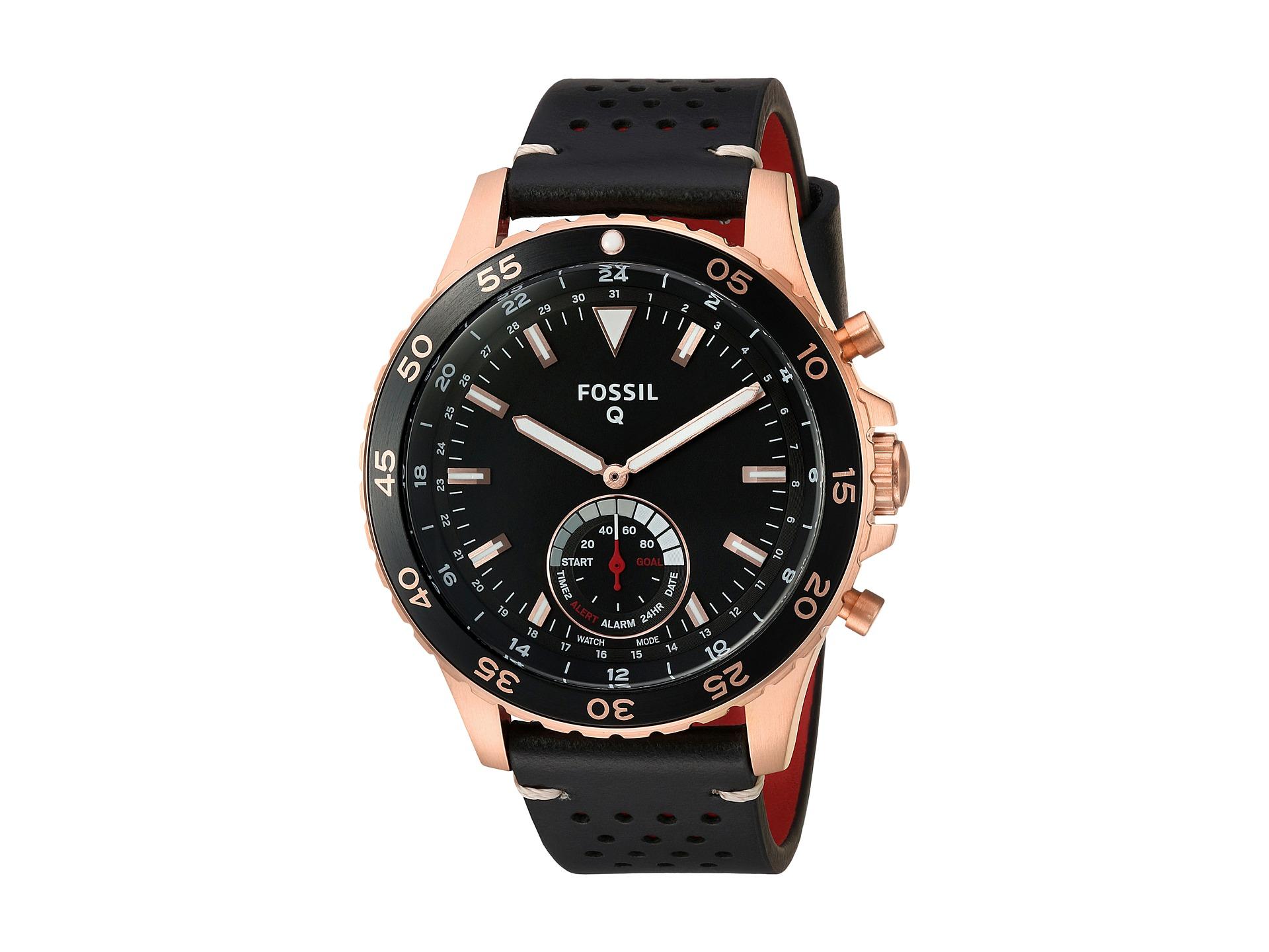 Fossil Q Q Crewmaster Hybrid Smartwatch - FTW1141