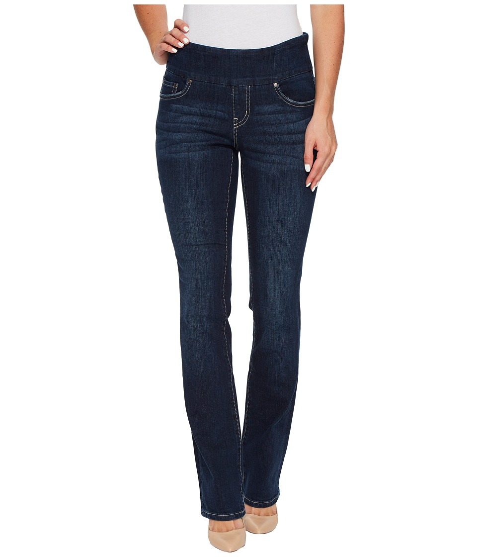 Jag Jeans Paley Pull-On Boot Surrel Denim in Meteor Wash (Meteor Wash) Women