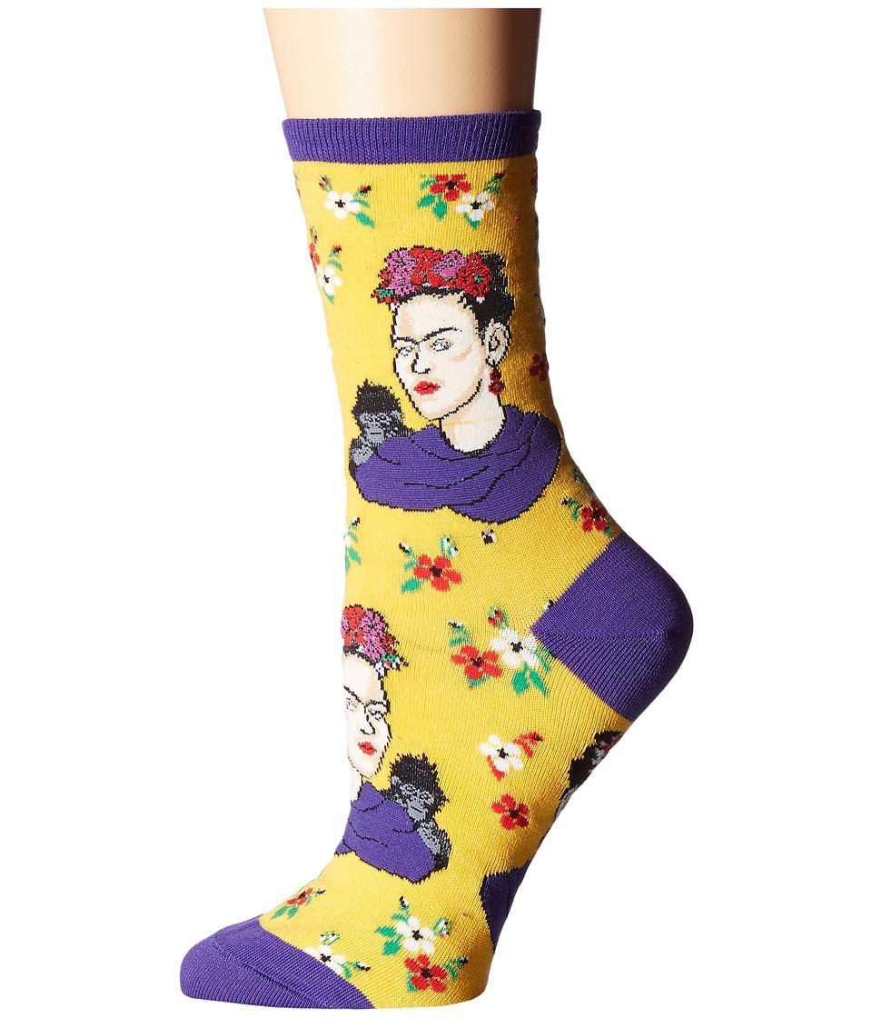 Socksmith - Kahlo Portrait