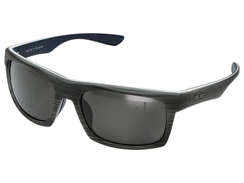 Zeal Optics Drifter - Grey Woodgrain w/ Polarized Dark Grey Lens
