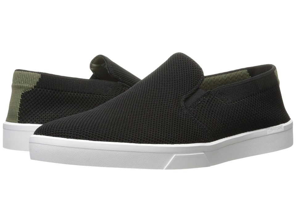 Calvin Klein Ives (Black/Armour Green) Men