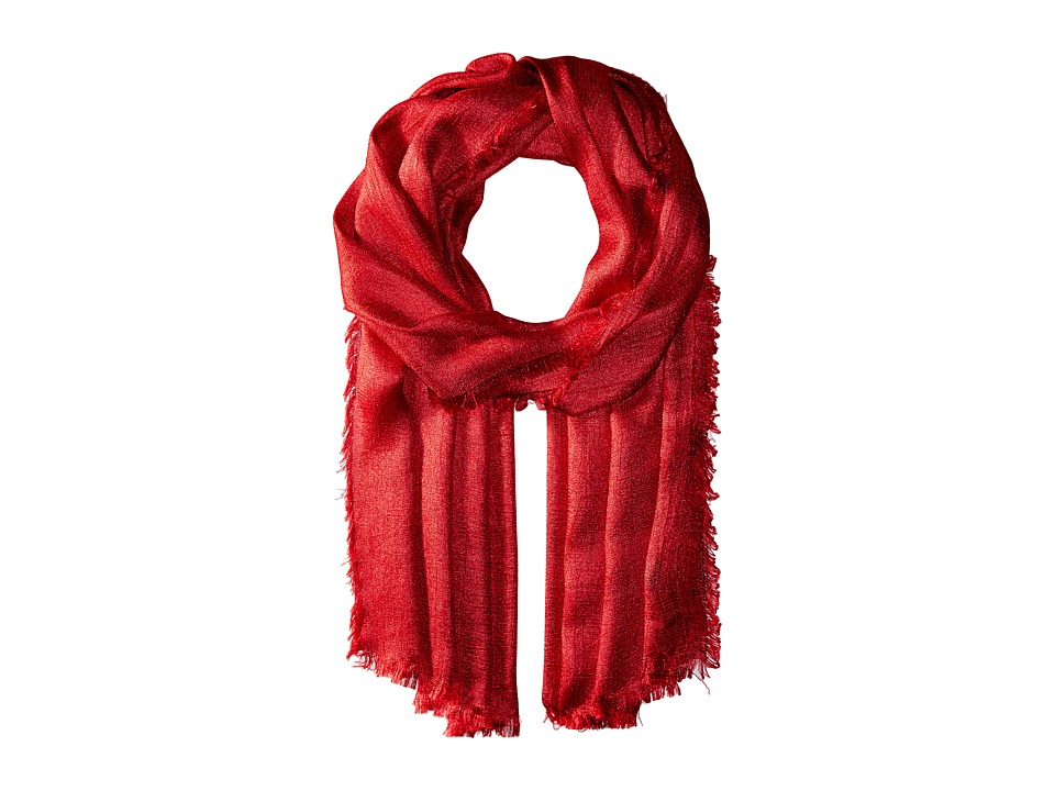 Echo Design - Radiance Wrap Scarf (Ruby) Scarves