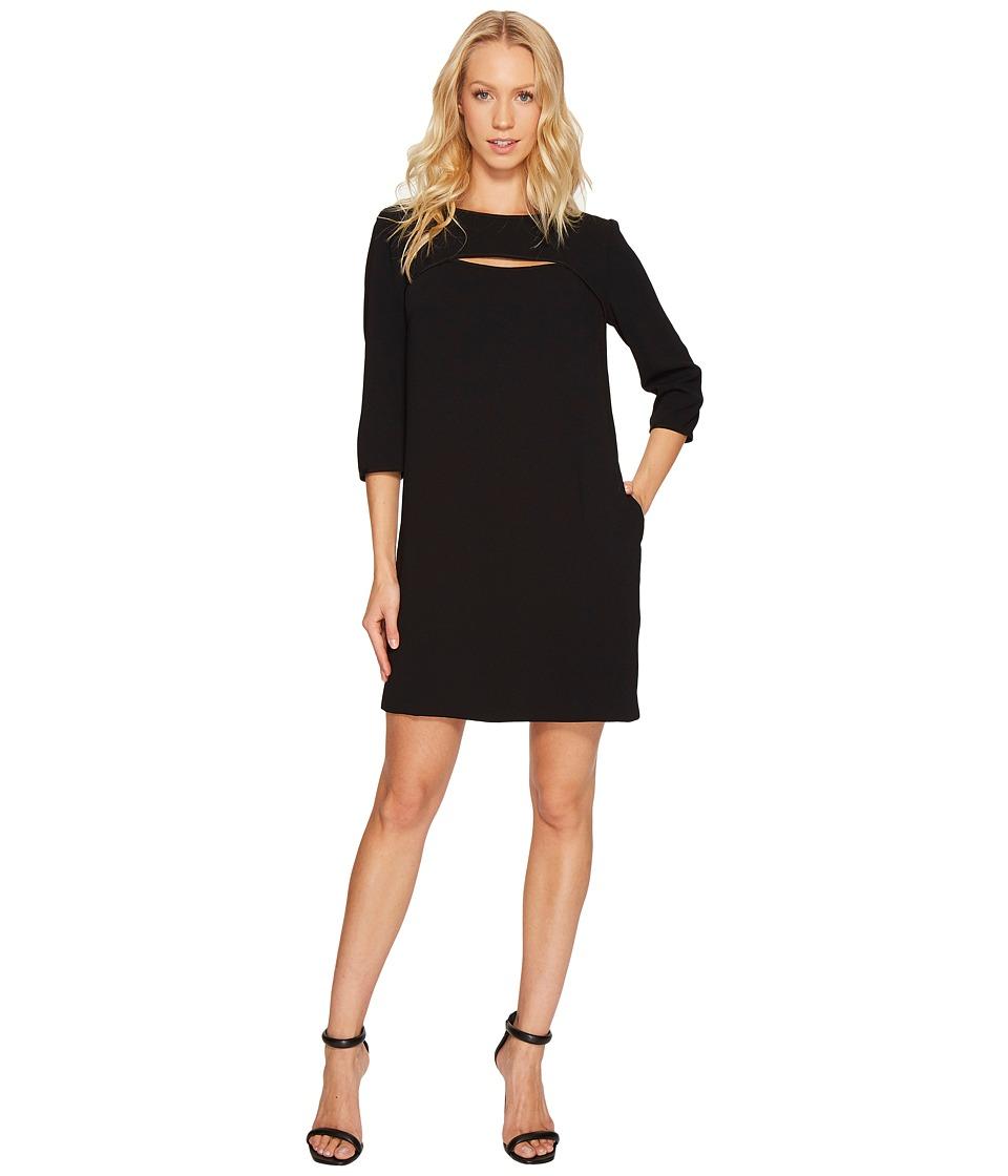 Trina Turk Marlowe Dress (Black) Women