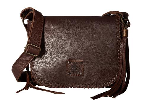 STS Ranchwear Selah s Saddlebag - Chocolate