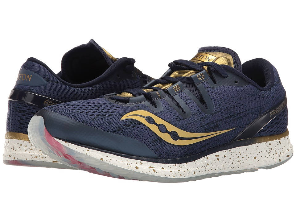 Saucony Freedom ISO (Blue) Men's Shoes