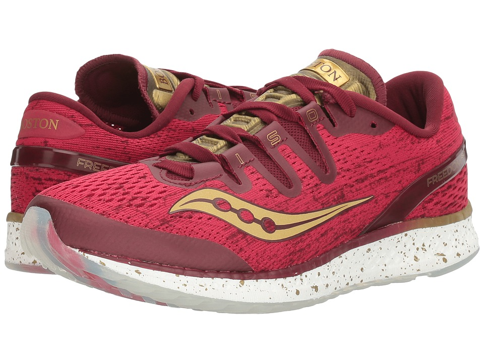 Saucony Freedom ISO (Red) Women