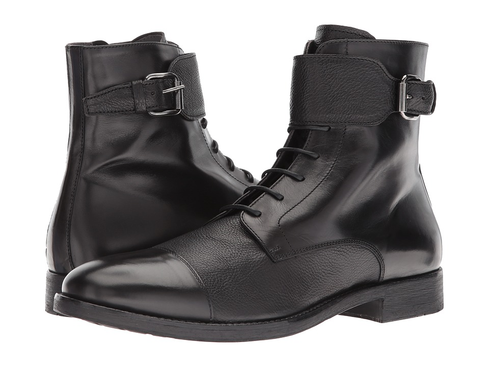 To Boot New York Flyboy (Black Diver/Burro) Men
