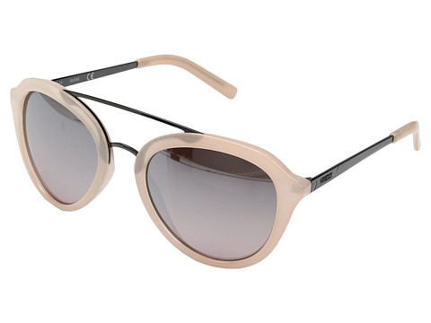 Coach Petite Eyeglass Frames : GUESS GF0310 Milky Blush/Rose Gold Mirror Lens - 6pm.com