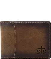STS Ranchwear - The Foreman Hidden Money Clip Wallet