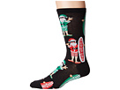 Socksmith Surf Santa