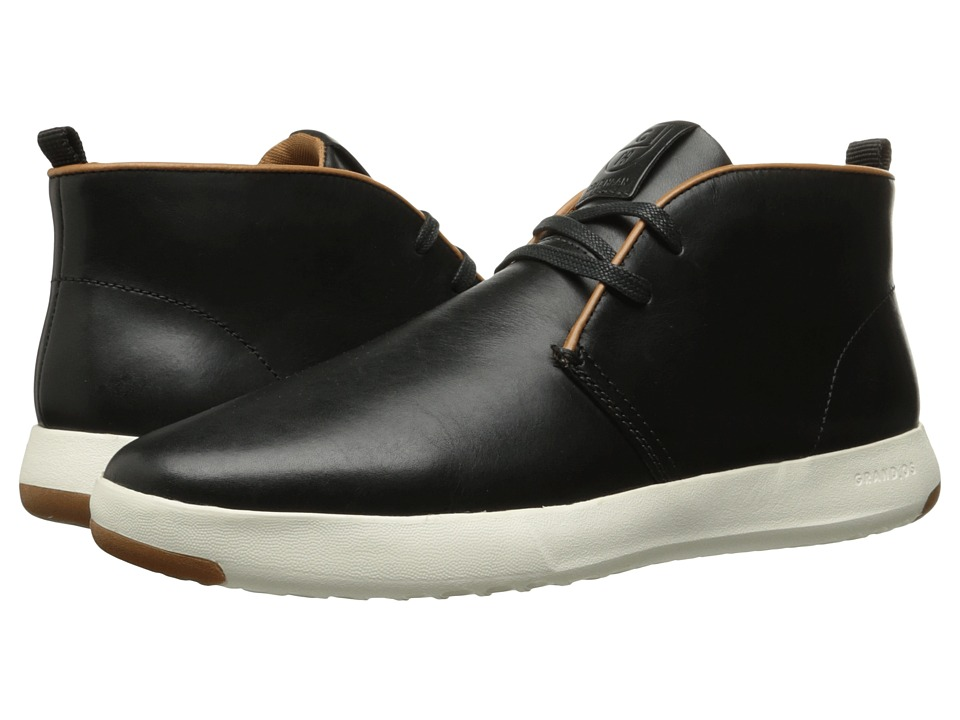 Cole Haan GrandPro Chukka (Black) Men