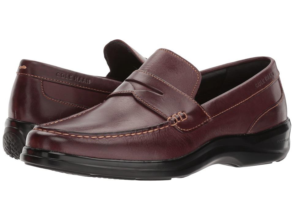 Cole Haan - Santa Barbara Penny II (Cordovan Leather) Men's Shoes
