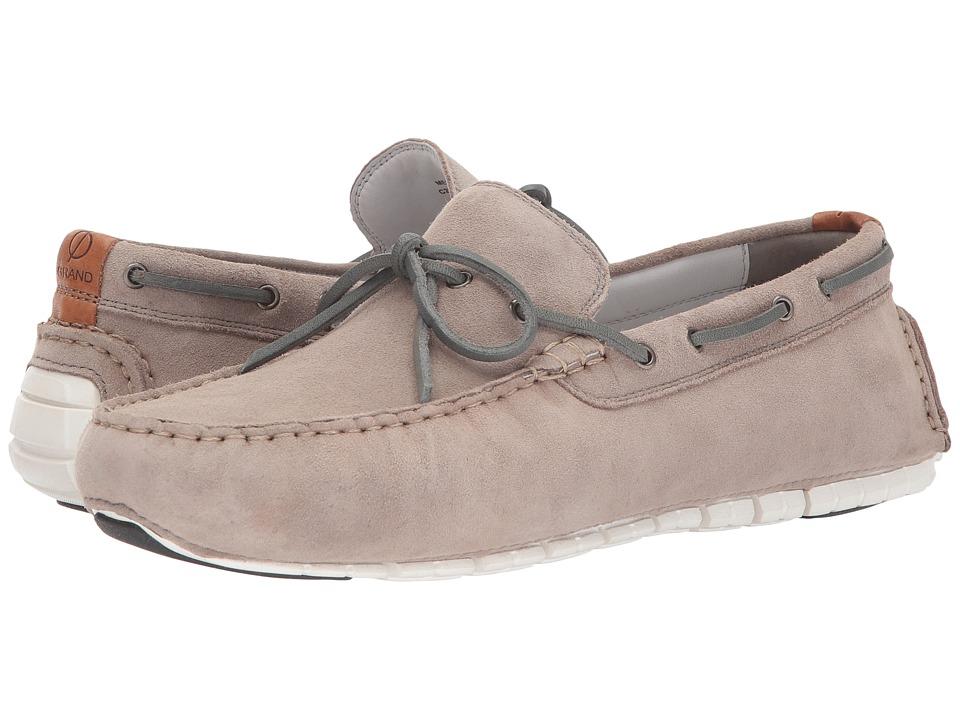 Cole Haan - Zerogrand Camp Moc Driver (Rock Ridge/Gray Pinstripe) Men's Shoes