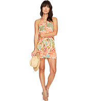 Show Me Your Mumu - Lo Lace-Up Mini Dress