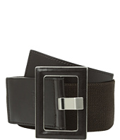 Calvin Klein - 60mm Stretch Belt w/ Smooth Leather