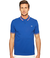 Fred Perry - Bomber Stripe Pique Shirt