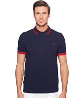 Fred Perry - Ringer Cuff Pique Shirt