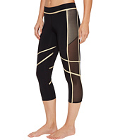 Luli Fama - Warrior Spirit Mesh Side Capri